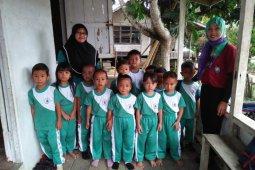 PAUD Dusun Balai Nanga memprihatinkan, gaji pengajar Rp270 ribu/bulan