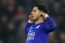 Liga Inggris -  MU derita kekalahan kedua berturut-turut, Spurs dan Leicester menang