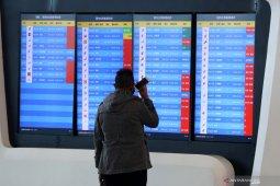 Berbagai negara hentikan rute penerbangan ke China