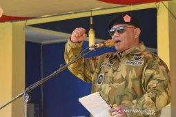 Provinsi Gorontalo peringati Hari Patriotik di lapangan Likada