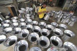 Kerajinan dandang aluminium
