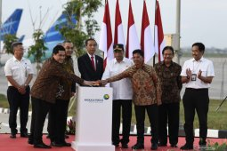 Ringkasan berita kemarin, Jokowi resmikan
