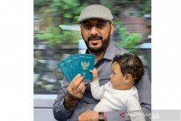 Pendakwah kelahiran Madinah Syekh Ali Jaber bangga saat sah jadi WNI