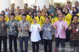 Bahrul Ulum berikan motivasi kepada mahasiswa Kabupaten Serang