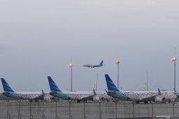 Jelang Imlek 2020, Garuda Indonesia belum ada lonjakan penumpang (video)