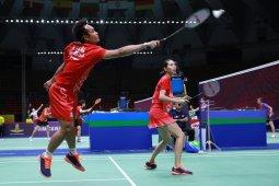 Thailand Master, Hafiz/Gloria amankan tiket ke perempat final