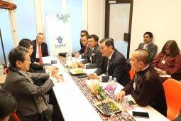 Menkominfo Johnny G Plate bahas strategi Indonesia untuk ekonomi digital di WEC
