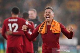 Liverpool jaga keunggulan 16 poin di puncak klasemen