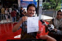 Roy Suryo laporkan penyebaran hoaks oleh Sunda Empire ke Polda Metro