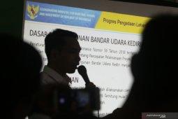 Pembebasan lahan pembangunan bandara Kediri