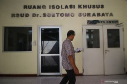 RSUD Dr Soetomo siap tangani pasien corona