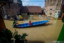 3.744 rumah tergenang banjir di Kabupaten Bandung