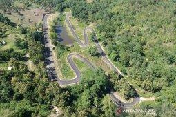 Sirkuit balapan motor hadir di Gorontalo