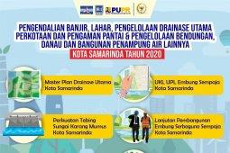 Pusat Kucurkan Rp65 miliar Bantu Masalah Banjir Samarinda