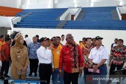Menko PMK nilai Mimika paling siap jadi tuan rumah PON Papua