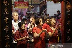 Berbagai atraksi warnai perayaan Imlek 2571 di Gorontalo