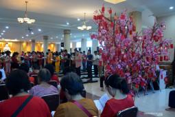 Perayaan Ibadah Imlek di Aceh