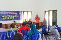 PMI bangun kembali TK Harapan Bangsa yang rusak parah diterjang gempa bumi