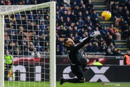 Liga Italia: Inter Milan ditahan Cagliari, Handanovic kecewa berat