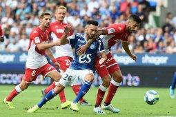 Liga Prancis, Strasbourg gulung Monaco 3-1