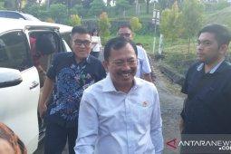 Menkes kunjungi RS Kandouw Manado setelah awak Lion Air diisolasi