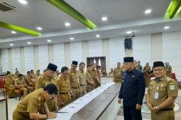 Kepala OPD di Kota Jambi teken perjanjian kinerja