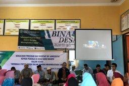 BPJAMSOSTEK Serang Rangkul Pekerja Desa Kadu Rahayu Ikut Program Jamsostek