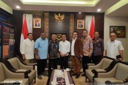 Jokowi akan hadir di puncak Hari Pers Nasional di Banjarmasin