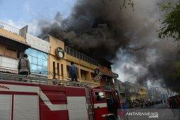 Kebakaran Hotel 61 Banda Aceh