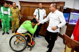 Pemprov Sumut dukung atlet disabilitas bertanding di Peparnas  2020