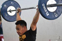 Dunai atlet: PB PABBSI harapkan lifter junior dampingi Eko Yuli di Olimpiade 2020
