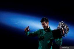 Juara Australia Open, Novak Djokovic kembali di peringkat satu dunia