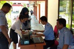 Ratusan pencari kerja Papua ikut seleksi CPNS KKP
