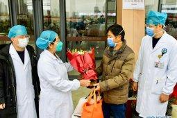 China umumkan tingkat fatalitas kasus virus corona mulai menurun