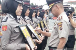 Lima personel Polres Aceh Tengah dipecat karena Narkoba