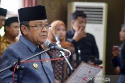 Bupati Gorontalo Utara harapkan pembangunan jalan didanai pemerintah pusat