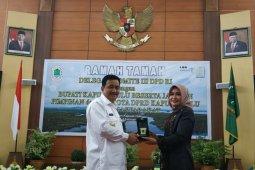 Komite III DPD RI ramah tamah dengan Pemkab Kapuas Hulu