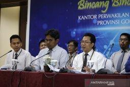 BI prediksi pertumbuhan ekonomi Gorontalo 2020 membaik