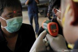 Antisipasi virus corona, petugas pelabuhan diminta pakai masker