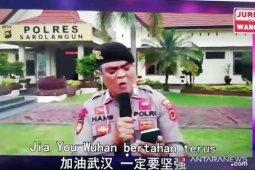 Kemlu China apresiasi polisi Sarolangun dan arsitektur kelahiran Indonesia