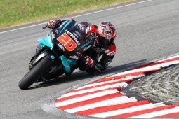 Quartararo tercepat hari pertama tes MotoGP sirkuit Sepang