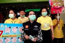 32 orang tertular virus corona di Thailand