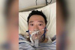 Dokter China yang pertama kali ungkap virus corona meninggal