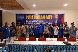 AHY bakar semangat kader Demokrat hadapi Pilkada Papua Barat