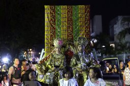 Warga keturunan Tionghoa Gorontalo rayakan