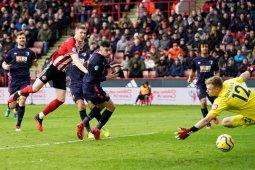 Sheffield posisi 5 Liga Inggris setelah menang atas Bournemouth