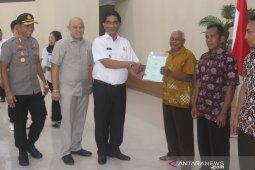Program PTSL di Kabupaten Belitung Timur terealisasi 100 persen