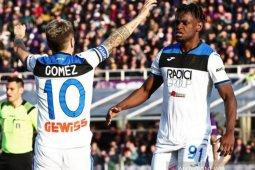 Pecundangi Fiorentina, Atalanta nyaman di zona Liga Champions