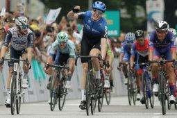 Walscheid  tercepat pada etape ketiga TdL 2020