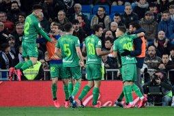 Liga Spanyol, Sociedad dan Celta melesat, Espanyol tetap juru kunci